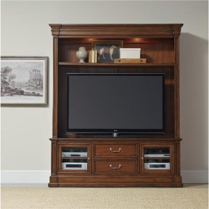 Hooker Furniture Clermont Two Piece Entertainment Group-0