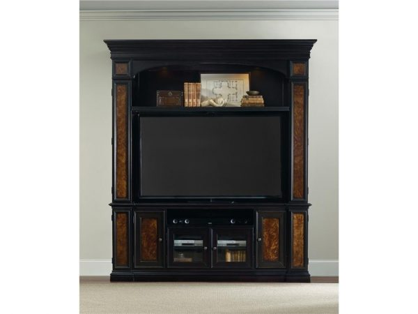 Hooker Furniture Coventry Square Two Piece Entertainment Group-0