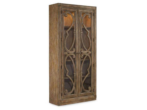 Hooker Furniture Solana Bunching Curio Cabinet