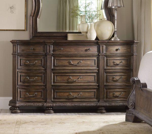 Hooker Furniture Rhapsody Bedroom Collection-9182