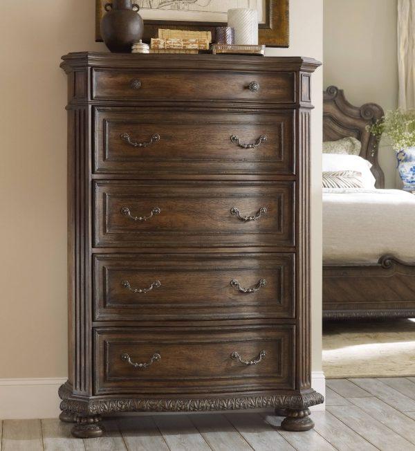 Hooker Furniture Rhapsody Bedroom Collection-9184