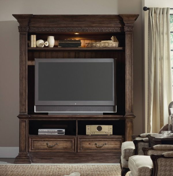 Hooker Furniture Rhapsody Home Entertainment Collection-9793