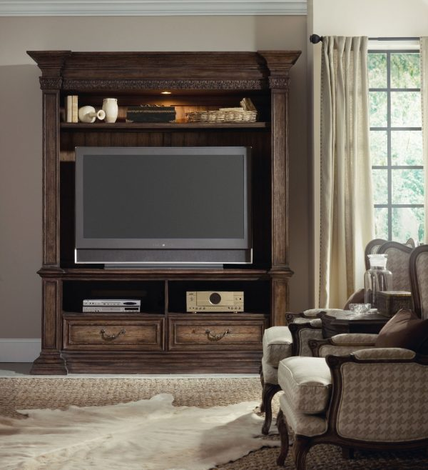 Hooker Furniture Rhapsody Home Entertainment Collection-9794