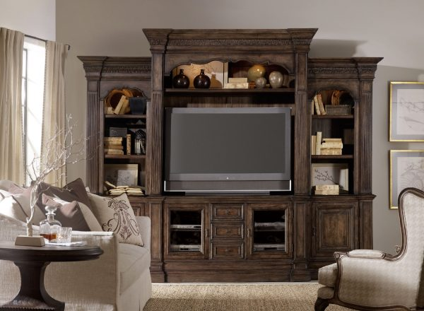 Hooker Furniture Rhapsody Home Entertainment Collection-0