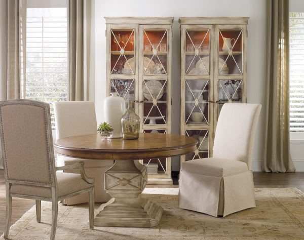 Hooker Furniture Sanctuary Dining Room Collection Dune Finish-0