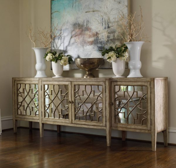 Hooker Furniture Sanctuary Dining Room Collection Dune Finish-8766