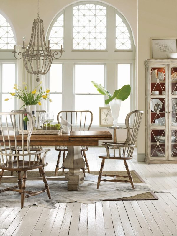 Hooker Furniture Sanctuary Dining Room Collection Dune Finish-8769