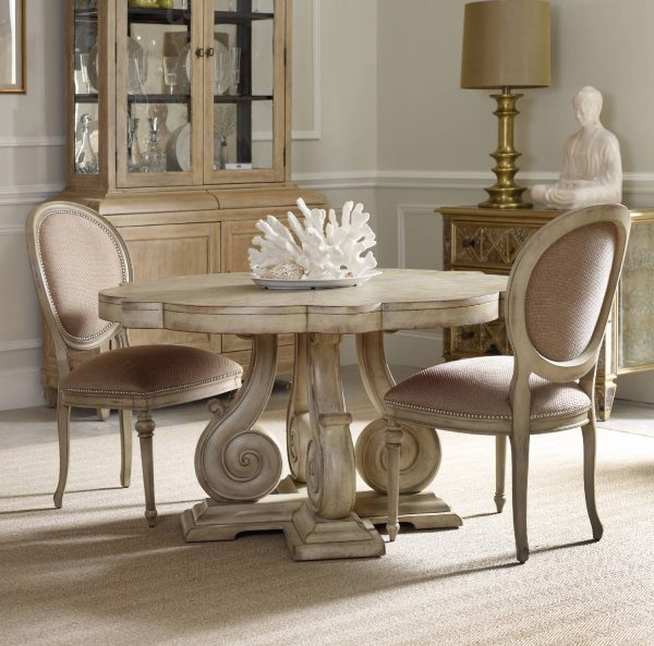 Hooker Furniture Sanctuary Dining Room Collection Dune Finish-8771