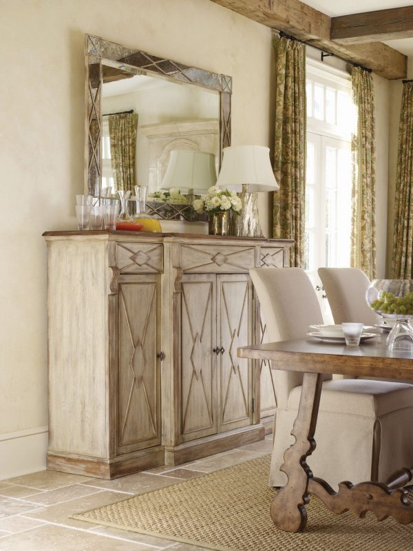 Hooker Furniture Sanctuary Dining Room Collection Dune Finish-8767