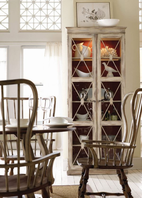 Hooker Furniture Sanctuary Dining Room Collection Dune Finish-8772