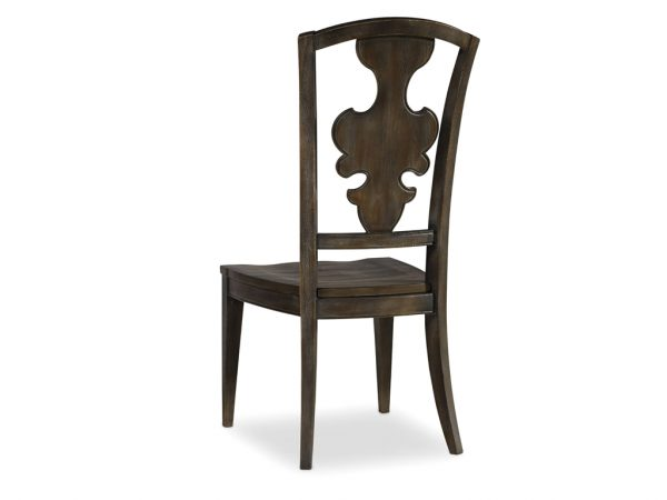 Hooker Furniture Sanctuary Dining Room Collection Ebony Finish-8752