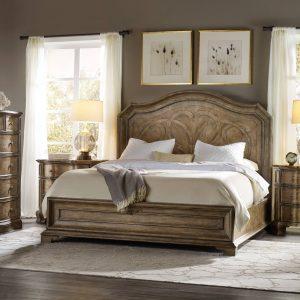 Hooker Furniture Solana Bedroom Collection with Panel Bed-0