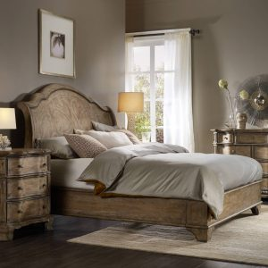Hooker Furniture Solana Bedroom Collection with Sleigh Bed-0