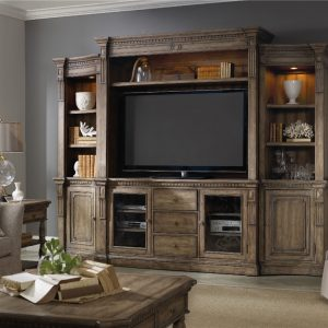 Hooker Furniture Sorella Entertainment Wall Group