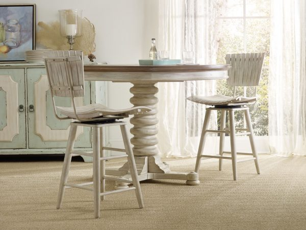 Hooker Furniture Sunset Point Dining Room with Pedestal Table-0