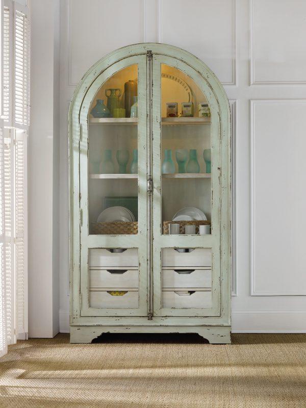 Hooker Furniture Sunset Point Display Cabinet-9647