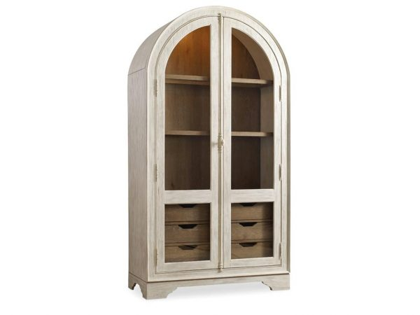 Hooker Furniture Sunset Point Display Cabinet-9646