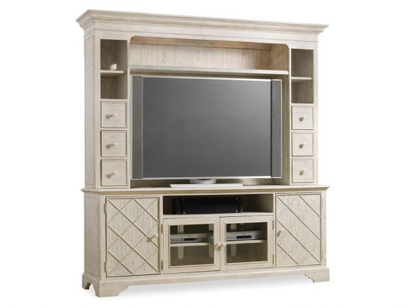 Hooker Furniture Sunset Point Two Piece Entertainment Group-9848