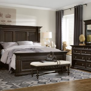 Hooker Furniture Treviso Bedroom Collection-0