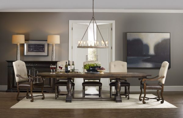 Hooker Furniture Treviso Dining Room Collection-9654