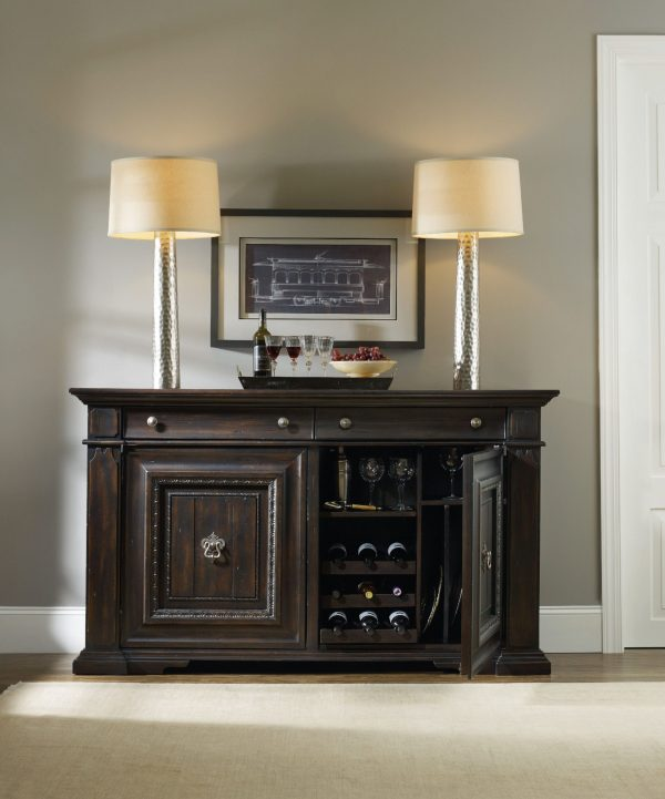 Hooker Furniture Treviso Dining Room Collection-9649