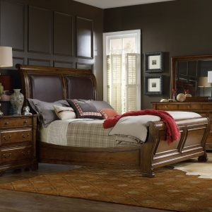 Hooker Furniture Tynecastle Bedroom Collection with Sleigh Bed-0