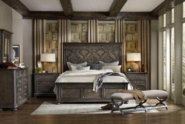 Hooker Furniture Vintage West Bedroom Collection-0