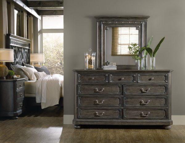 Hooker Furniture Vintage West Bedroom Collection-9923