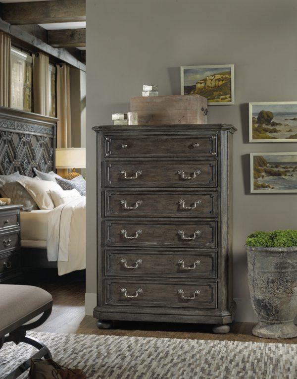 Hooker Furniture Vintage West Bedroom Collection-9928