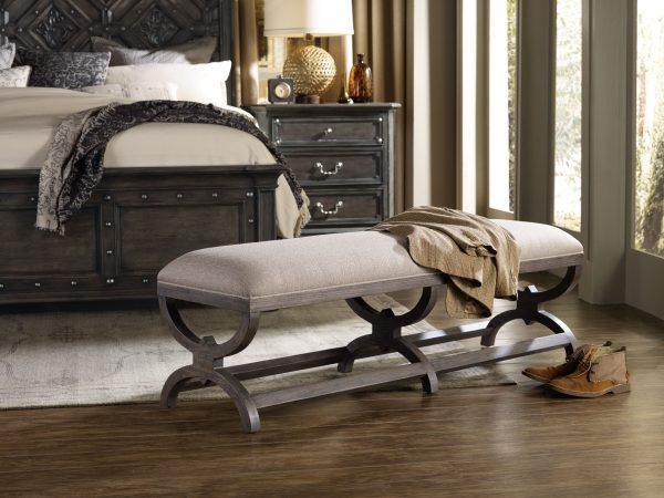 Hooker Furniture Vintage West Bedroom Collection-9929