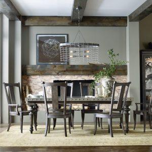 Hooker Furniture Vintage West Dining Room Collection-0