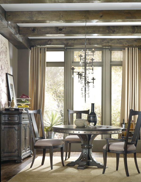 Hooker Furniture Vintage West Dining Room Collection-9911
