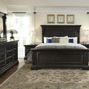 Pulaski Caldwell Bedroom Collection