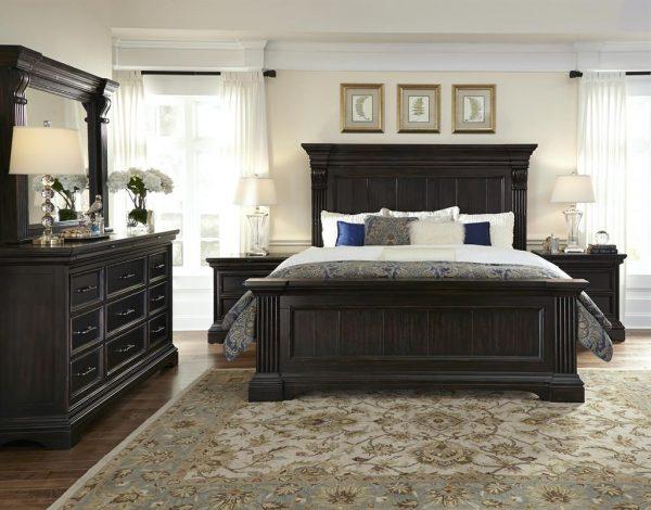 Pulaski Caldwell Bedroom Collection