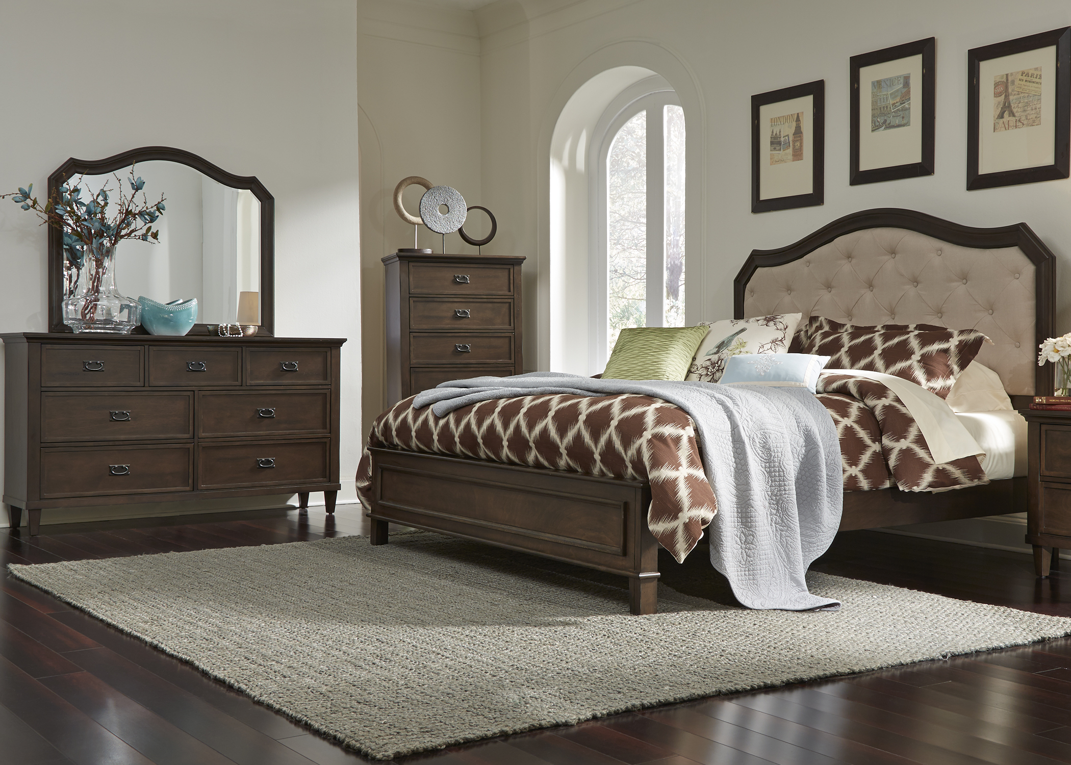 Liberty Furniture Berkley Heights Bedroom Collection