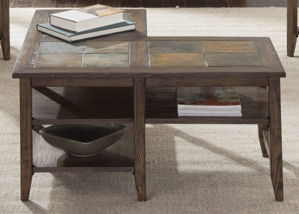 Liberty Furniture Brookstone Occasional Tables