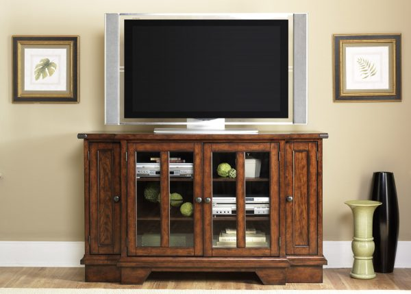 Liberty Furniture Cabin Fever Entertainment Console