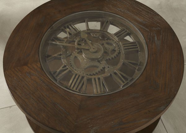 Liberty Furniture Clockworks Occasional Tables