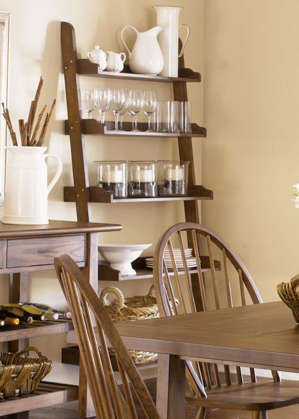 Liberty Furniture Farmhouse Center Island Dining Table