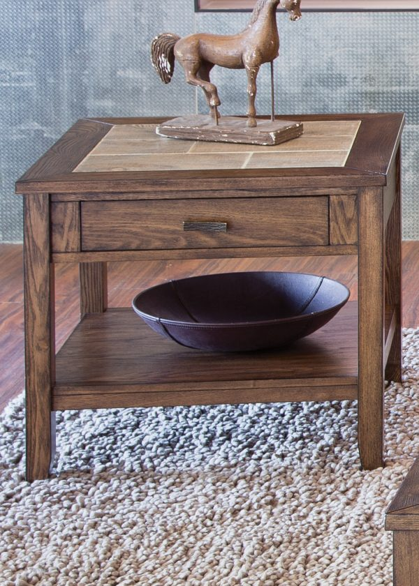 Liberty Furniture Mesa Valley Occasional Tables