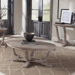 Liberty Furniture Greystone Mill Occasional Tables