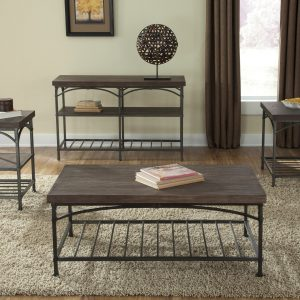Liberty Furniture Franklin Occasional Tables