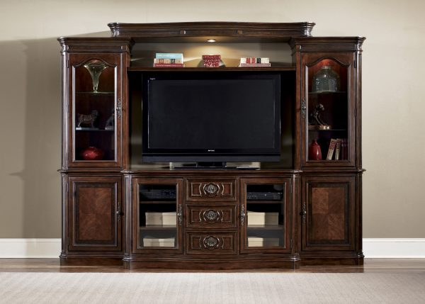 Liberty Furniture Andalusia Entertainment Center