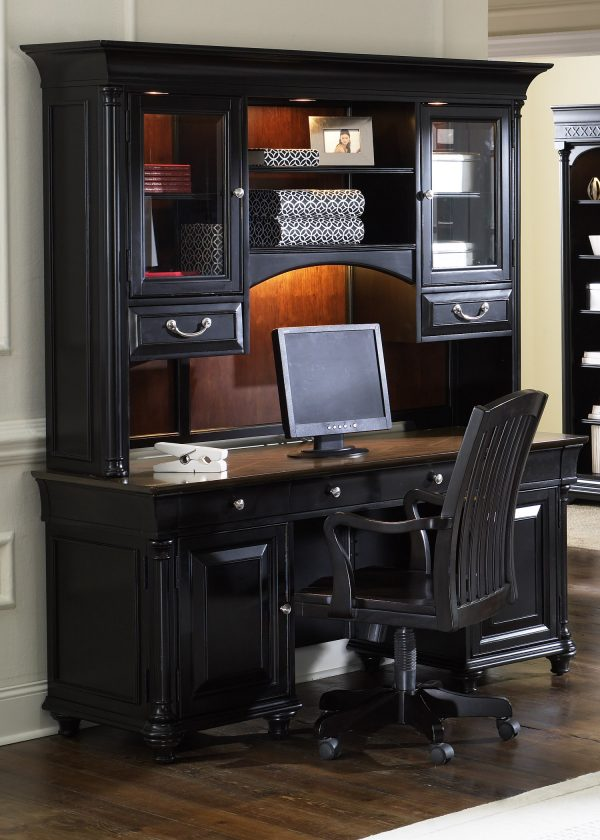 Liberty Furniture St. Ives Jr. Executive Home Office Collection
