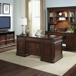 Liberty Furniture Brayton Manor Jr. Executive Home Office Collection