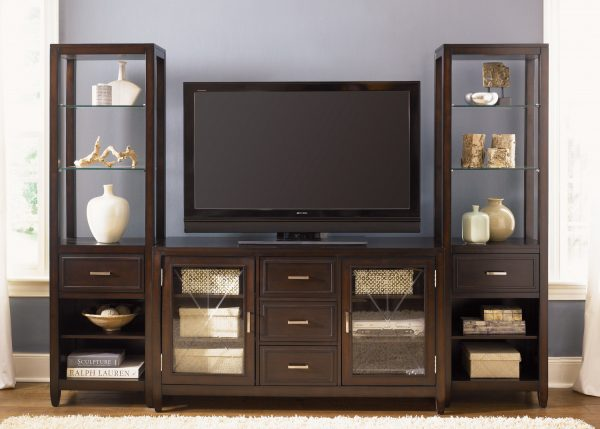 Liberty Furniture Caroline Entertainment Center