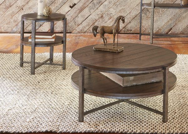 Liberty Furniture Breckinridge Occasional Tables
