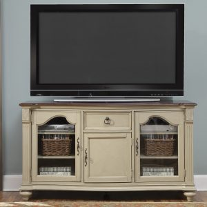 Liberty Furniture Tiffany Entertainment Console