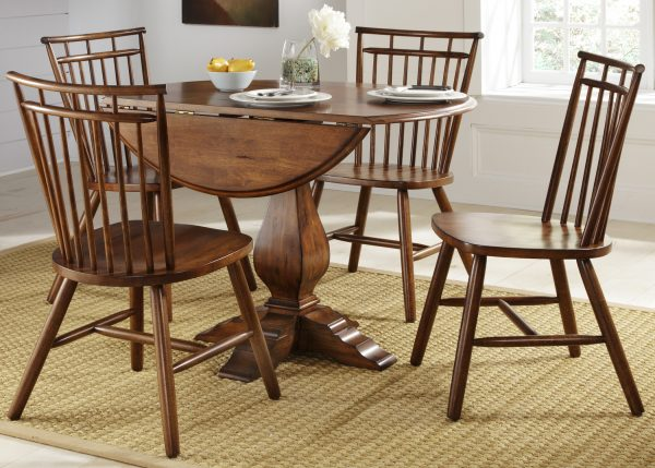 Liberty Furniture Creations II Round Table Set