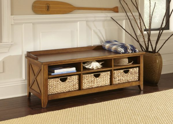 Liberty Furniture Hearthstone Cubby Storage Box